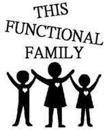 functional or dysfunctional families Functional and dysfunctional families functional common characteristics: the one that works: it isn't perfect, but works for everyone in the family (shubs 2002.