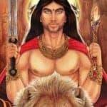 king masculine archetype