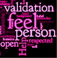 validate feelings