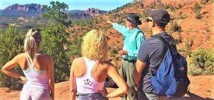 Sedona Healing/Spiritual Hiking Tours Crystal-Rainbow Children