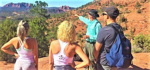 Michael Sedona Tours